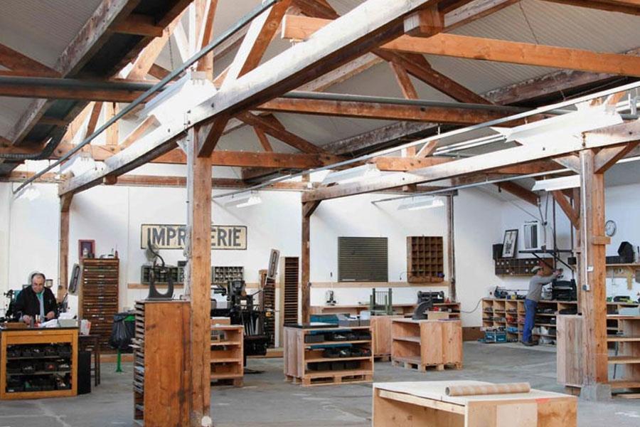 Qu'est-ce qu'une imprimerie de luxe ?